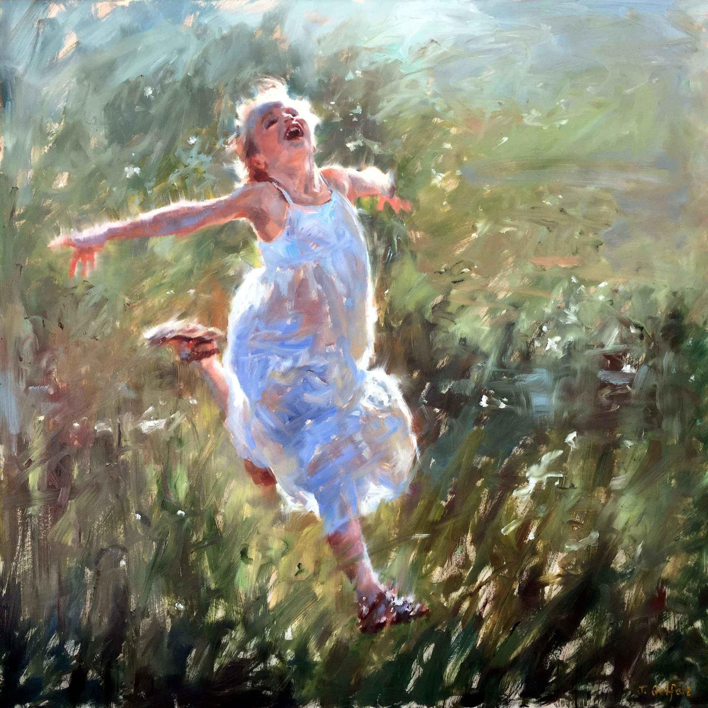 Joyful by Mrs Judy Gelfert - Masterpiece Online