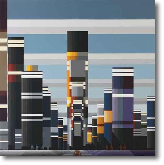 Norfolk Southern, Bur... by Mr. Malcolm Montague Davis - Masterpiece Online