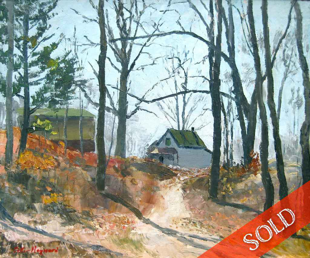 Country Road by  Peter Hayward (1905-1993) - Masterpiece Online