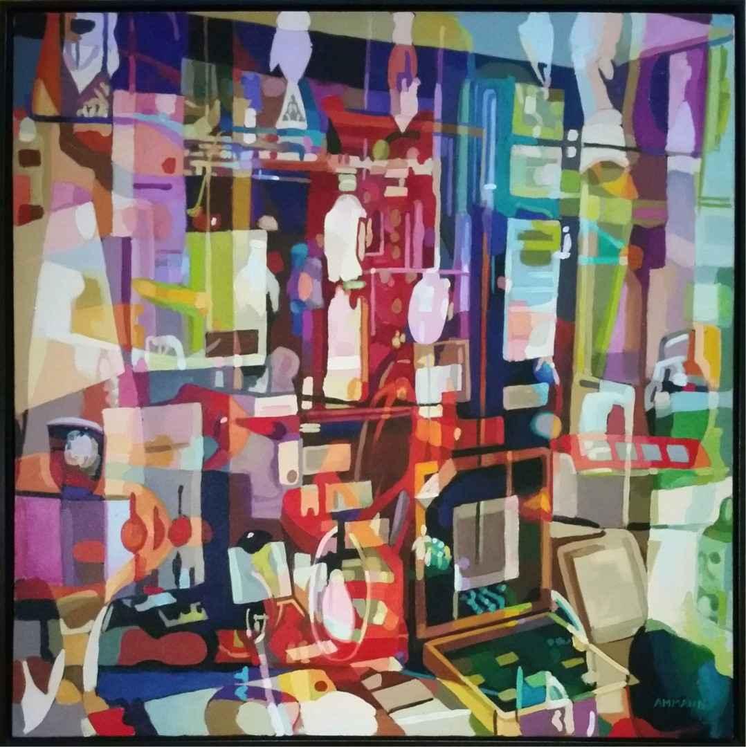 Collection II by  Alan Ammann - Masterpiece Online