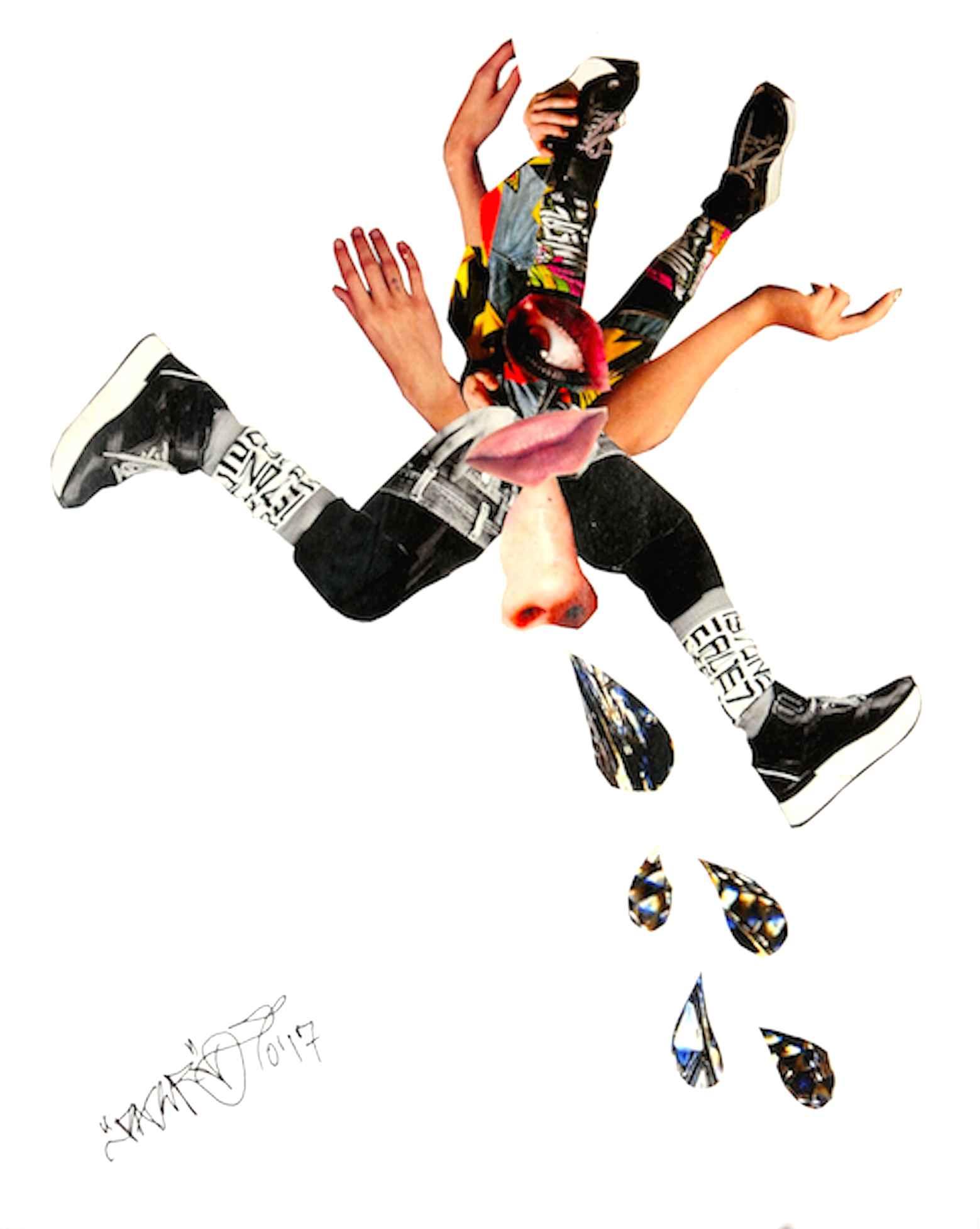 Collage II by Mr Olatunde Alara - Masterpiece Online