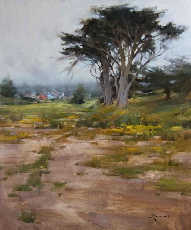 Northern Cypress  by  Mitch Baird