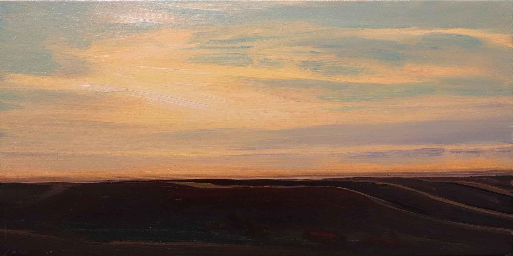 Konza Hills II by  Lisa Grossman - Masterpiece Online