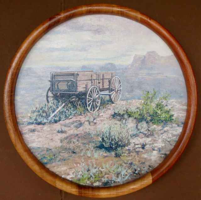Wagon in the Round by  Edwin B. Kayton - Masterpiece Online