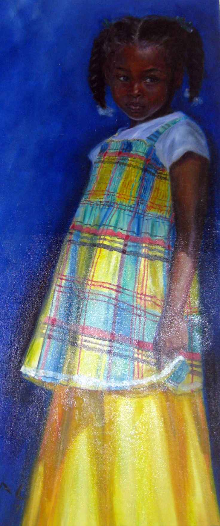 Yellow Madras by Mr Jonathan Guy Gladding - Masterpiece Online