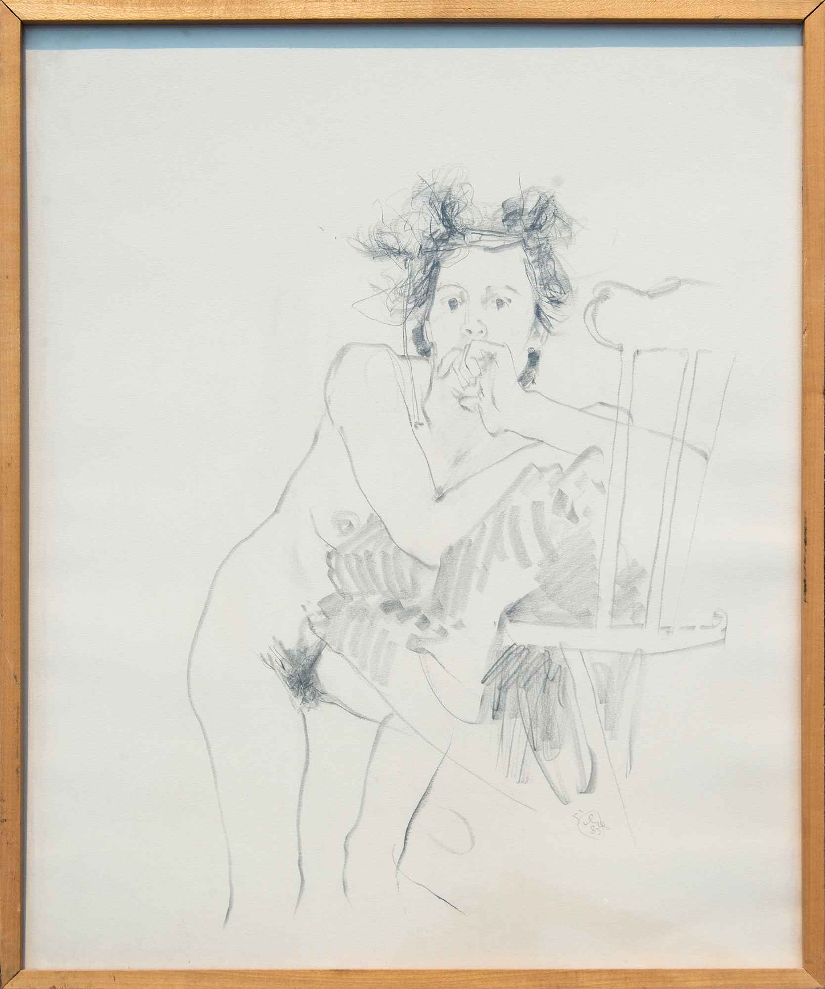 Untitled Nude, 1985
