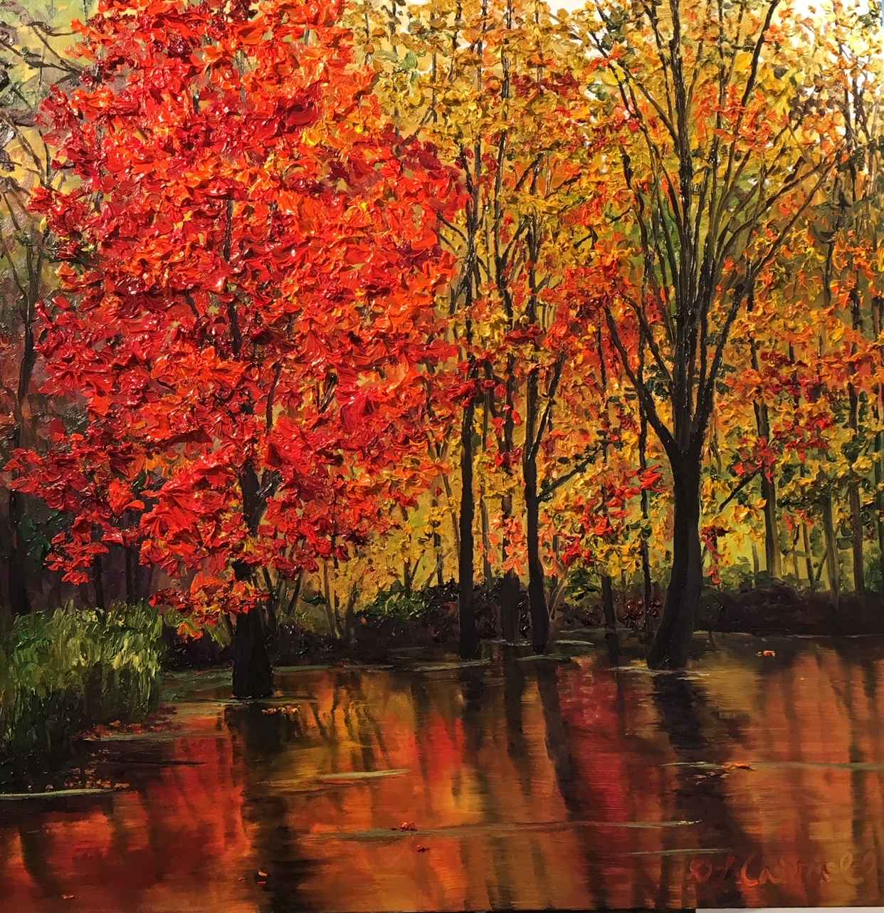 Nature's Passion by Ms Debra Lynn Carroll - Masterpiece Online
