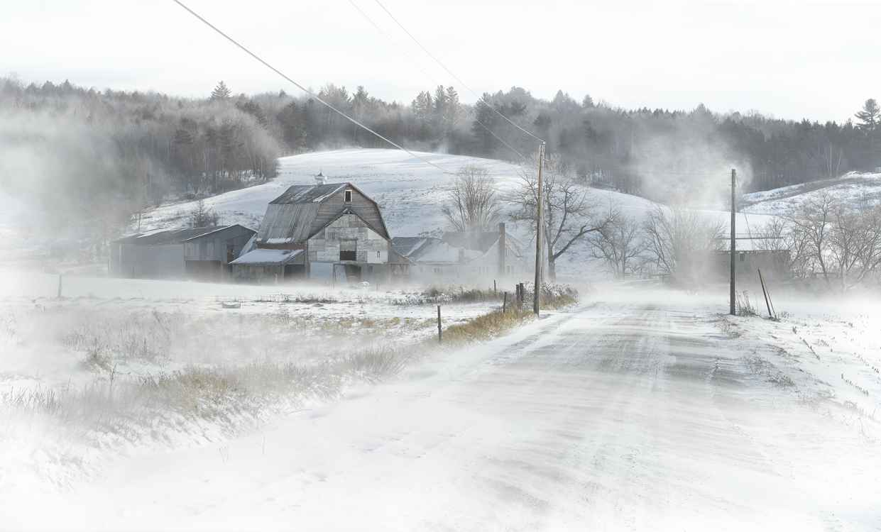 Johnson Winterscape by  Jim Westphalen - Masterpiece Online