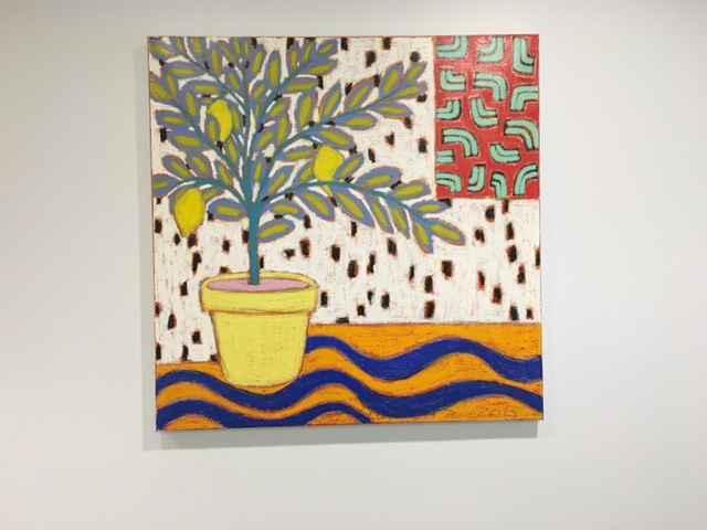 Lemon Tree Still Life by  Gordon Hopkins - Masterpiece Online