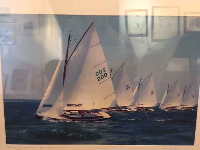 Edgartown YC Regatta by  Louisa Gould - Masterpiece Online