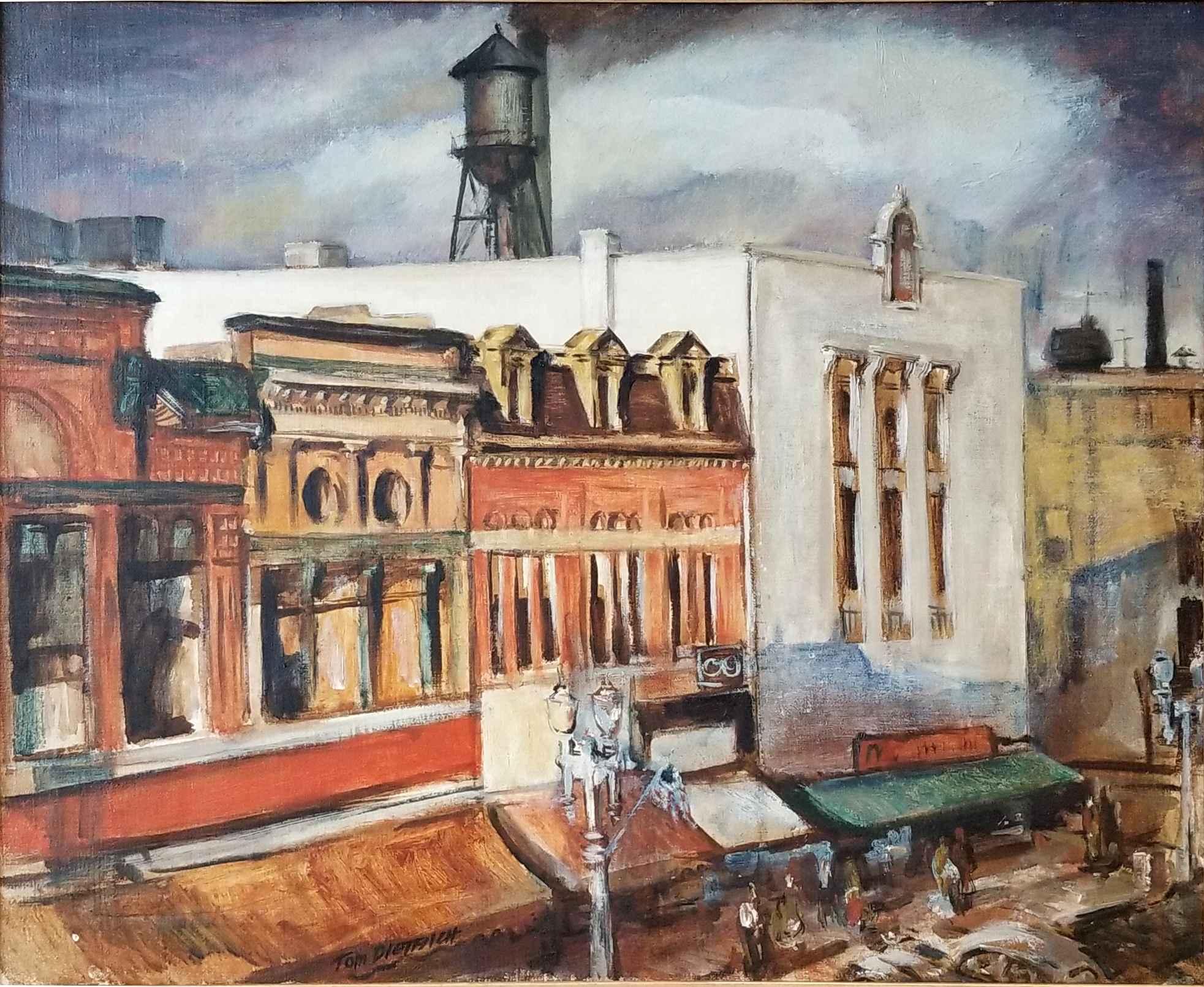 Downtown Appleton (Co... by Mr. Tom Dietrich - Masterpiece Online