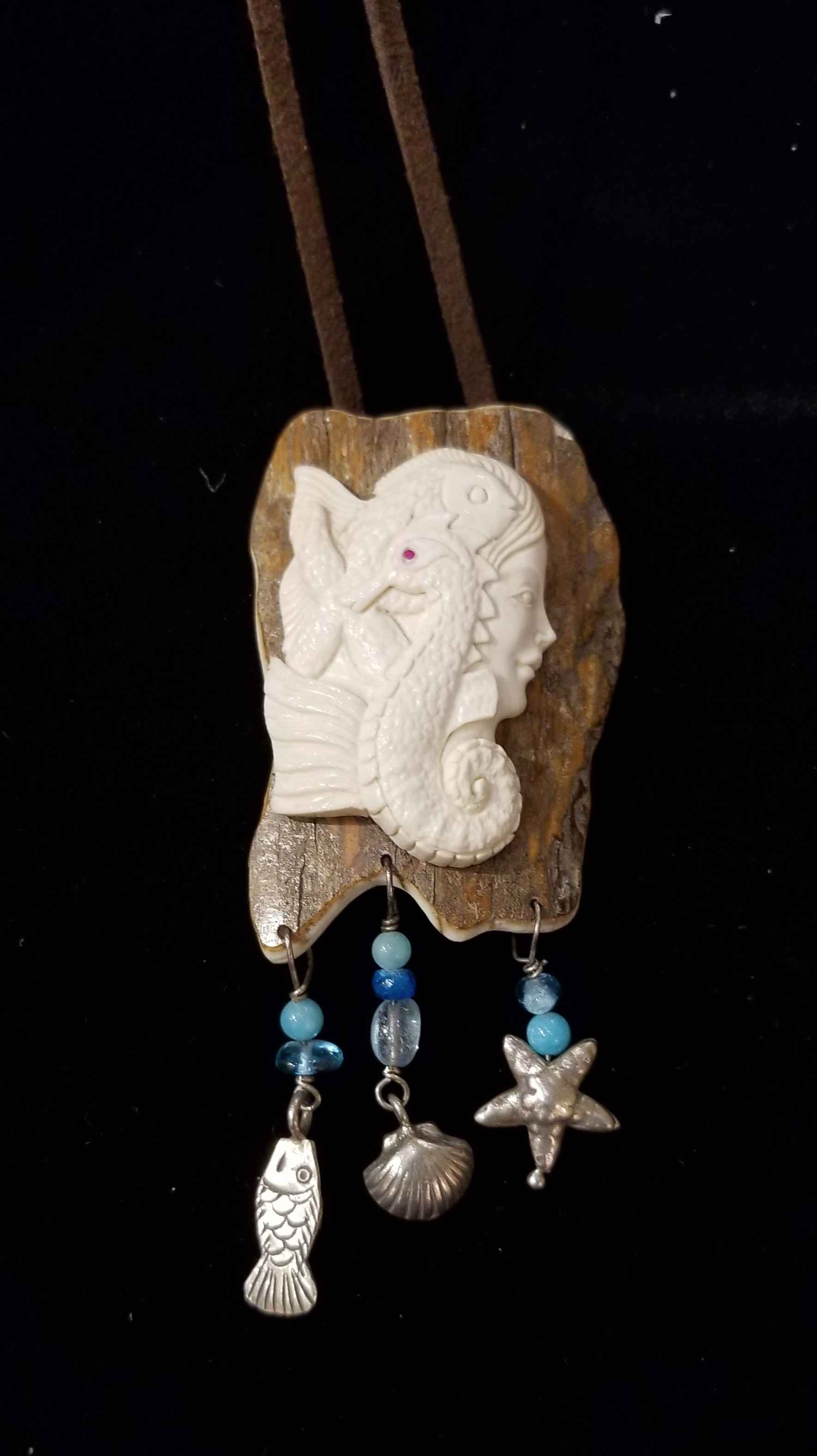 Sea Priestess by  Susan Tereba - Masterpiece Online
