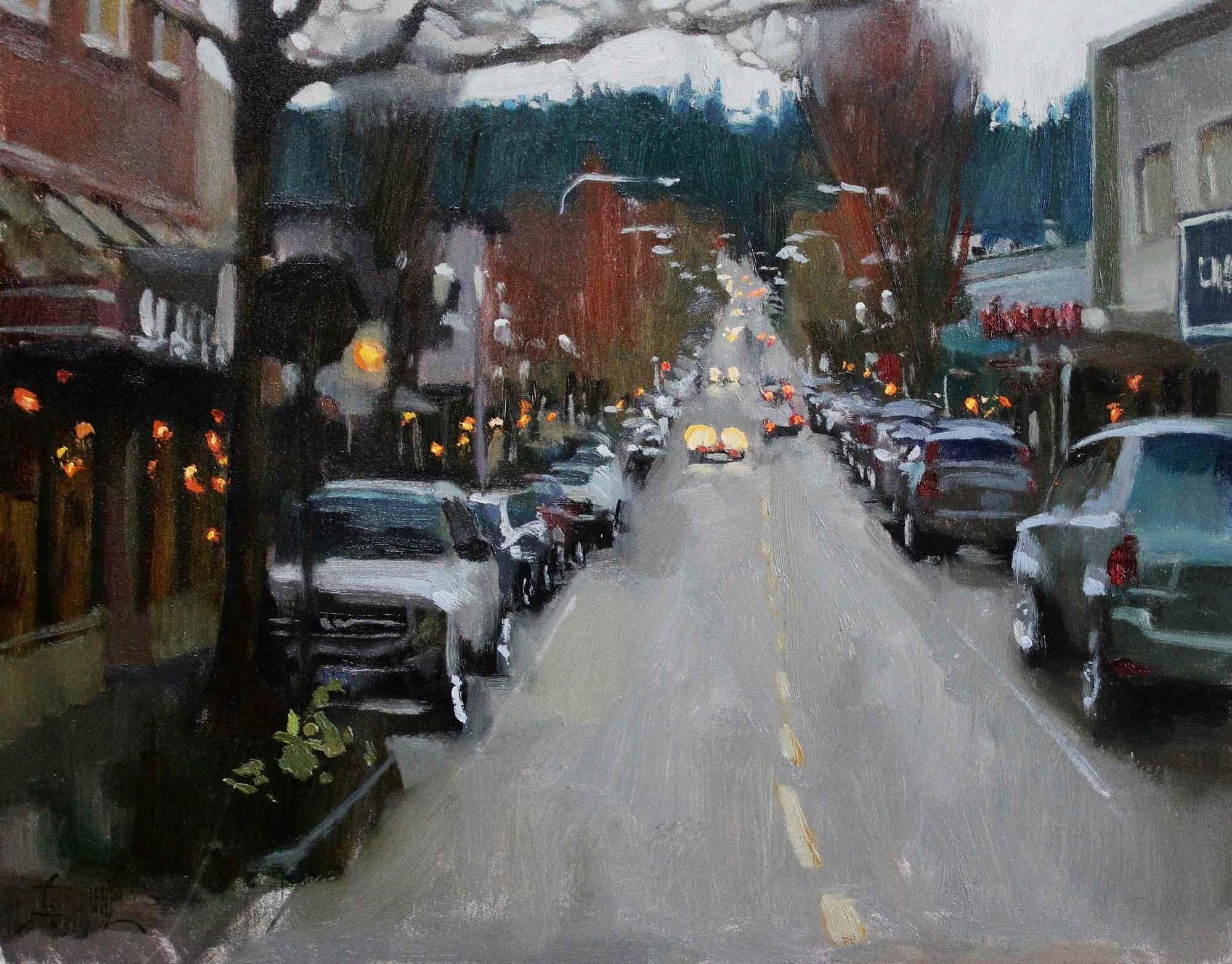 5th Avenue by  Jennifer Diehl - Masterpiece Online
