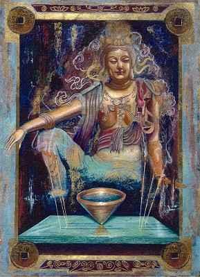 Quan Yin Dream by  Matthew Smith - Masterpiece Online