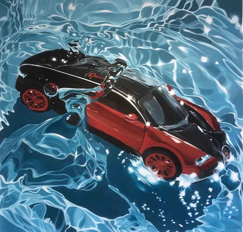 Bugatti by  Benjamin Anderson - Masterpiece Online