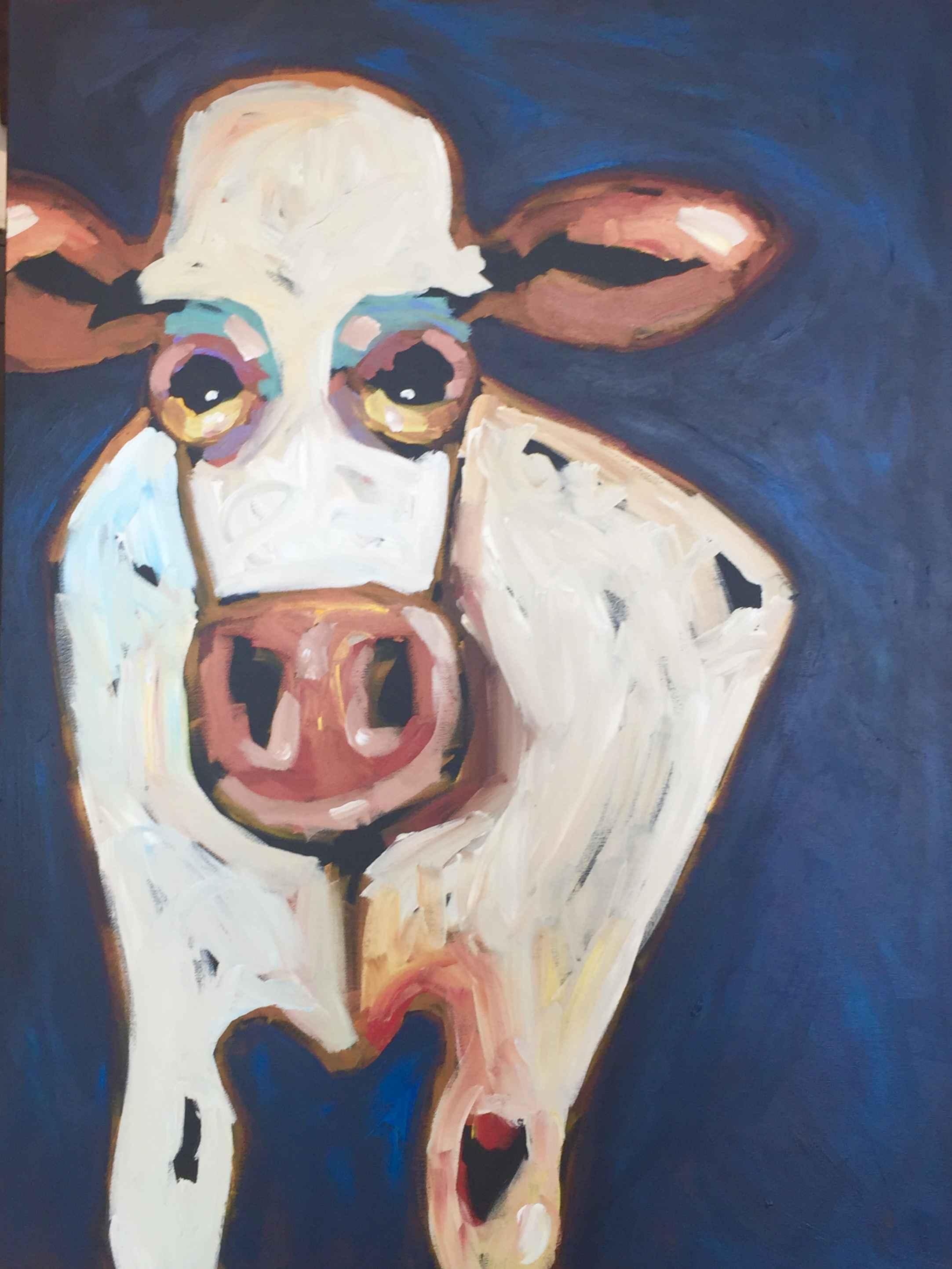 Indigo by  Sue Tupy - Masterpiece Online