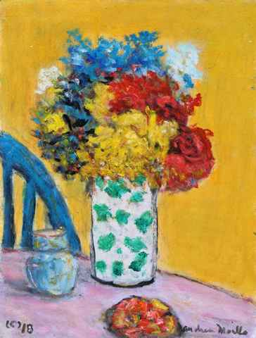 Sensational Flowers by  Andres  Morillo - Masterpiece Online