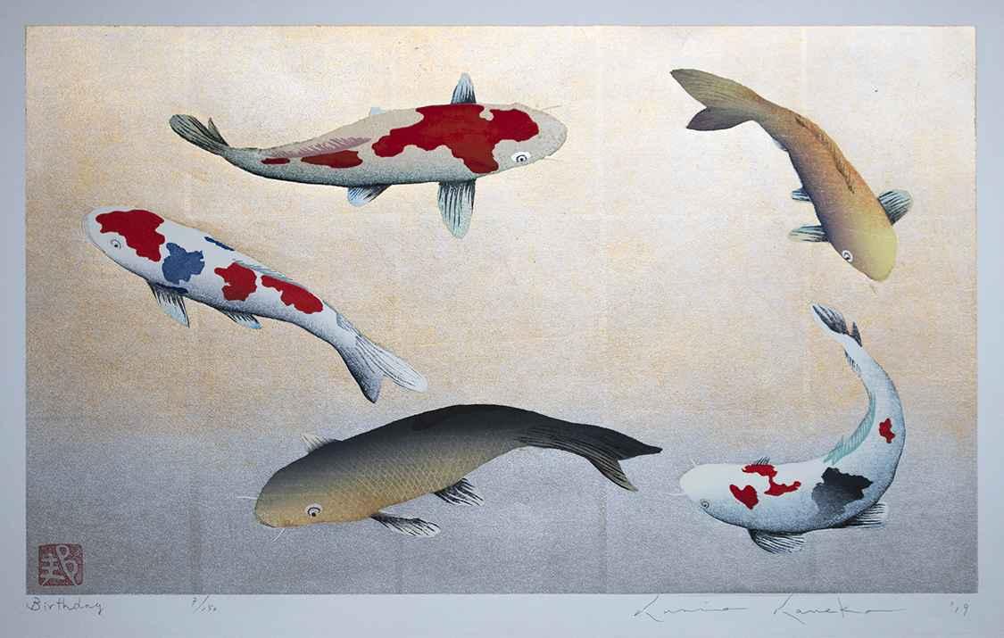 Birthday by  Kunio Kaneko - Masterpiece Online
