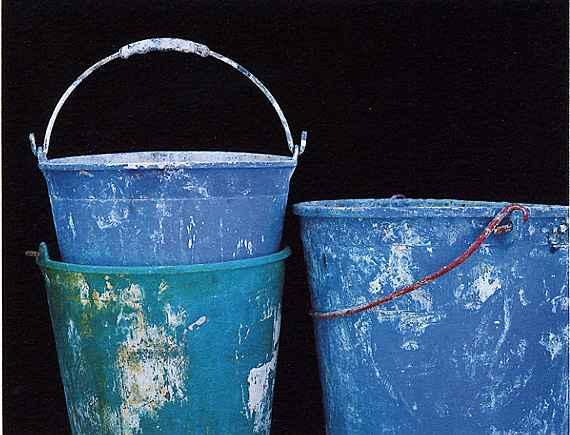 Three Buckets 1999 R1 by  Alison Shaw - Masterpiece Online