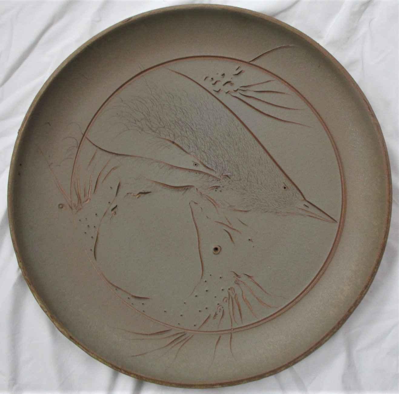 Untitled (Platter) by  Frank Boyden - Masterpiece Online