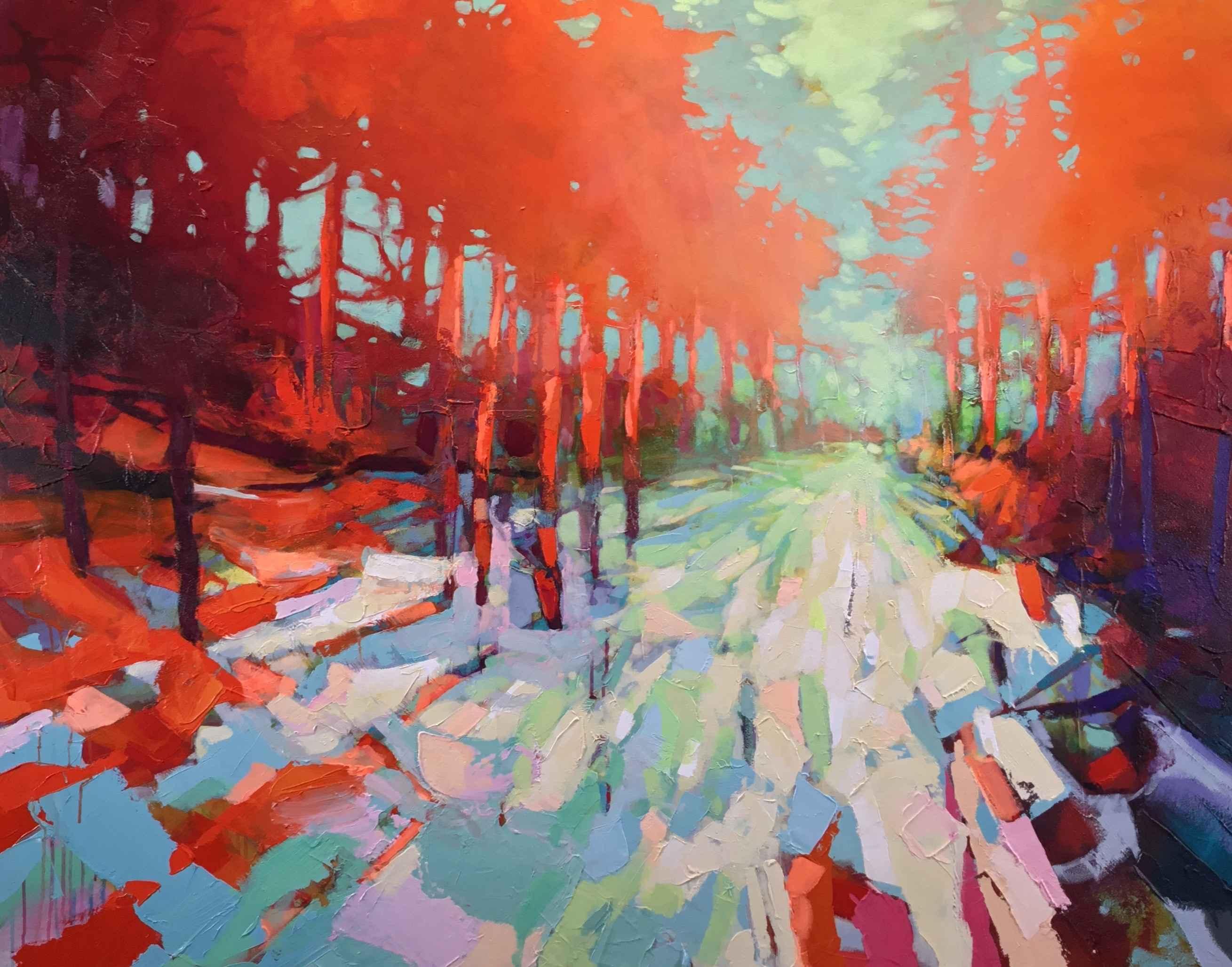 Vanishing Point* by  Blu Smith - Masterpiece Online