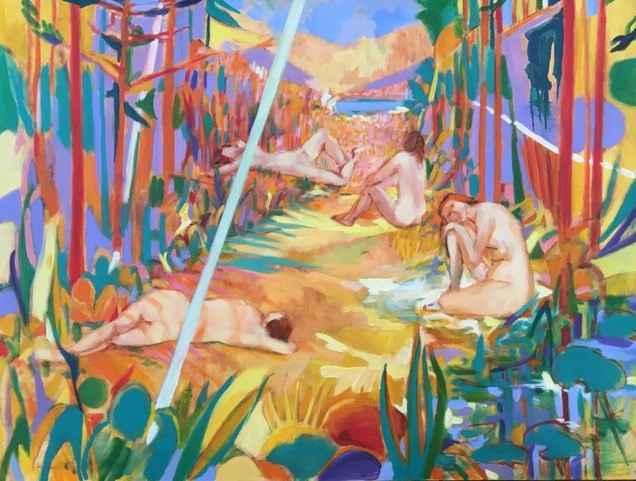 Untitled (Nude Women ... by  Mary Theisen - Helm - Masterpiece Online