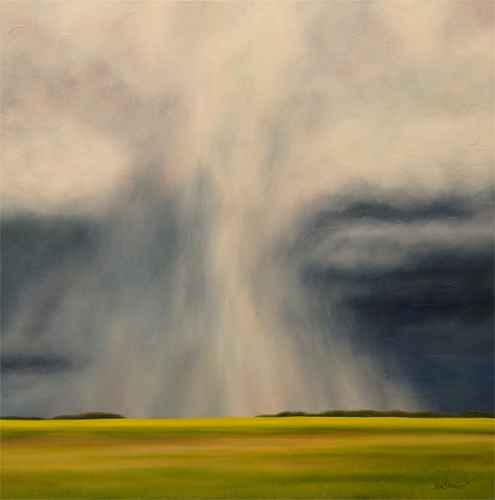Sun & Rain by  Ian Sheldon - Masterpiece Online