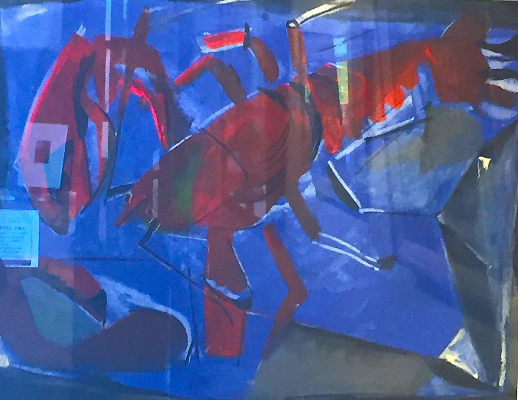 Lobster by  Vaclav Vytlacil - Masterpiece Online