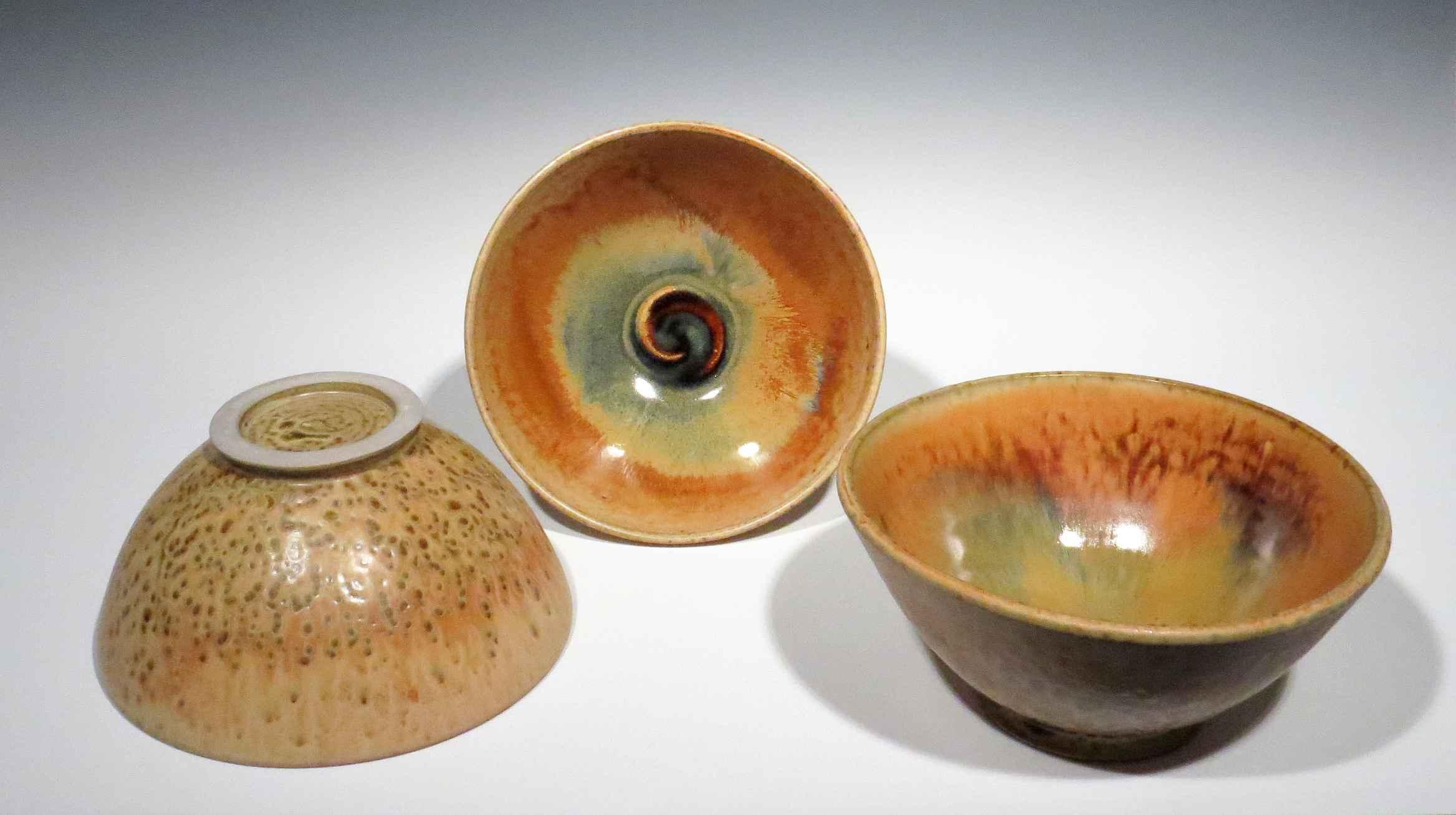 Ash-Glazed Soup Bowl by  Danny Meisinger - Masterpiece Online