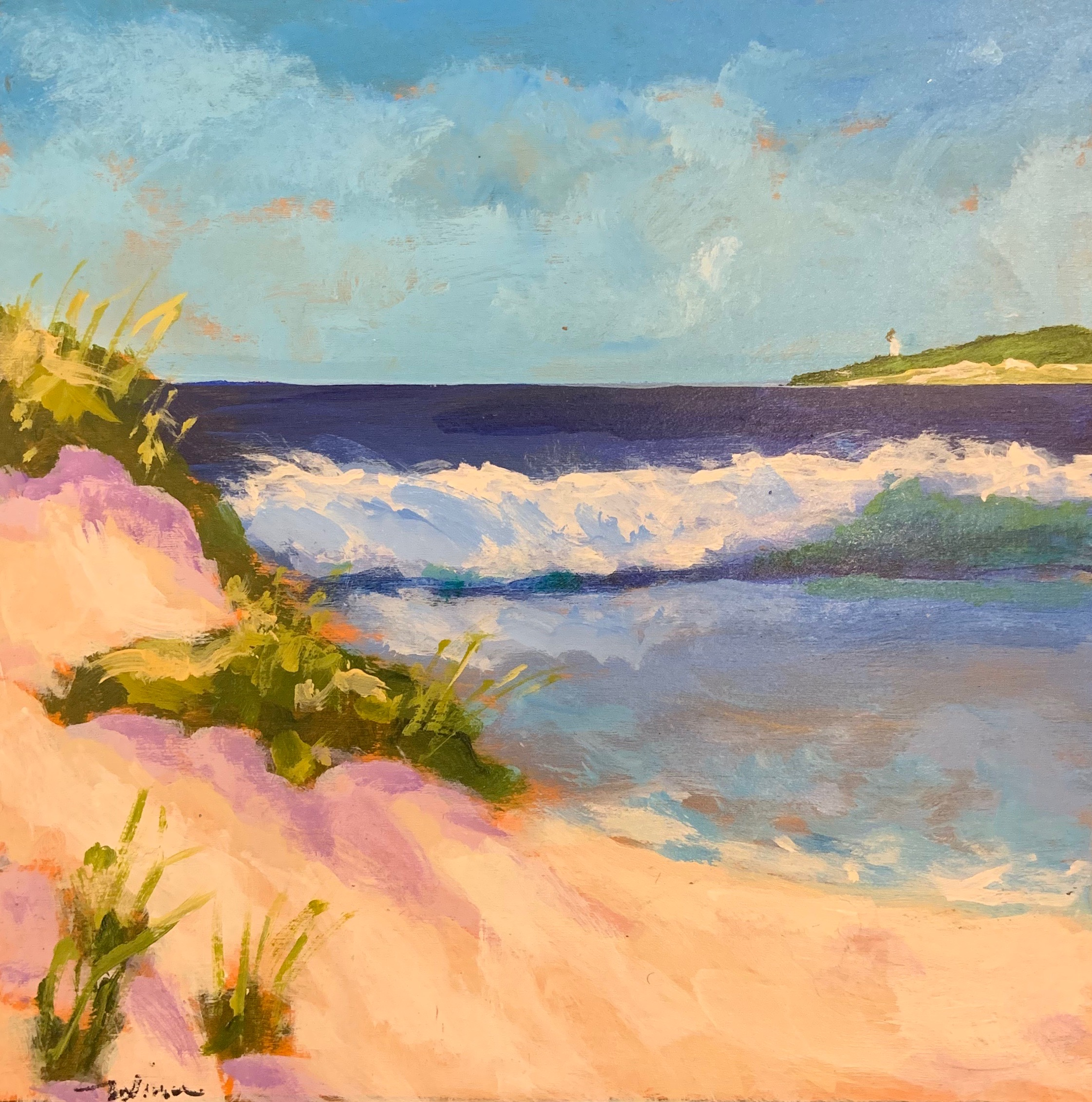 Summer Dunes M.V. by  Kate Winn - Masterpiece Online