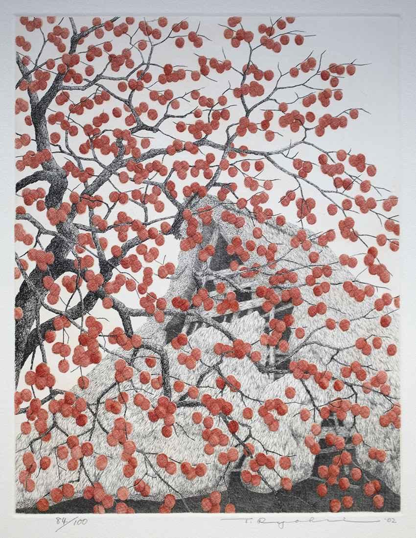 Persimmons of Ruin No... by  Ryohei Tanaka - Masterpiece Online