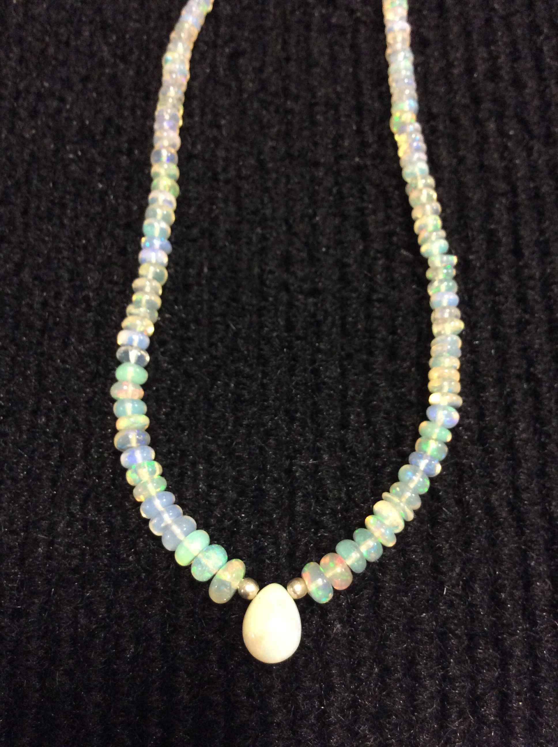 PP2906 Etheopian Opal... by  Pat PEARLMAN - Masterpiece Online