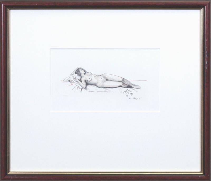 The Sleep #1 by  Michael Escoffery - Masterpiece Online