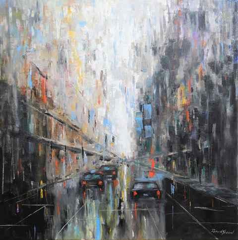 Phantom Night by  Bob Bradshaw - Masterpiece Online