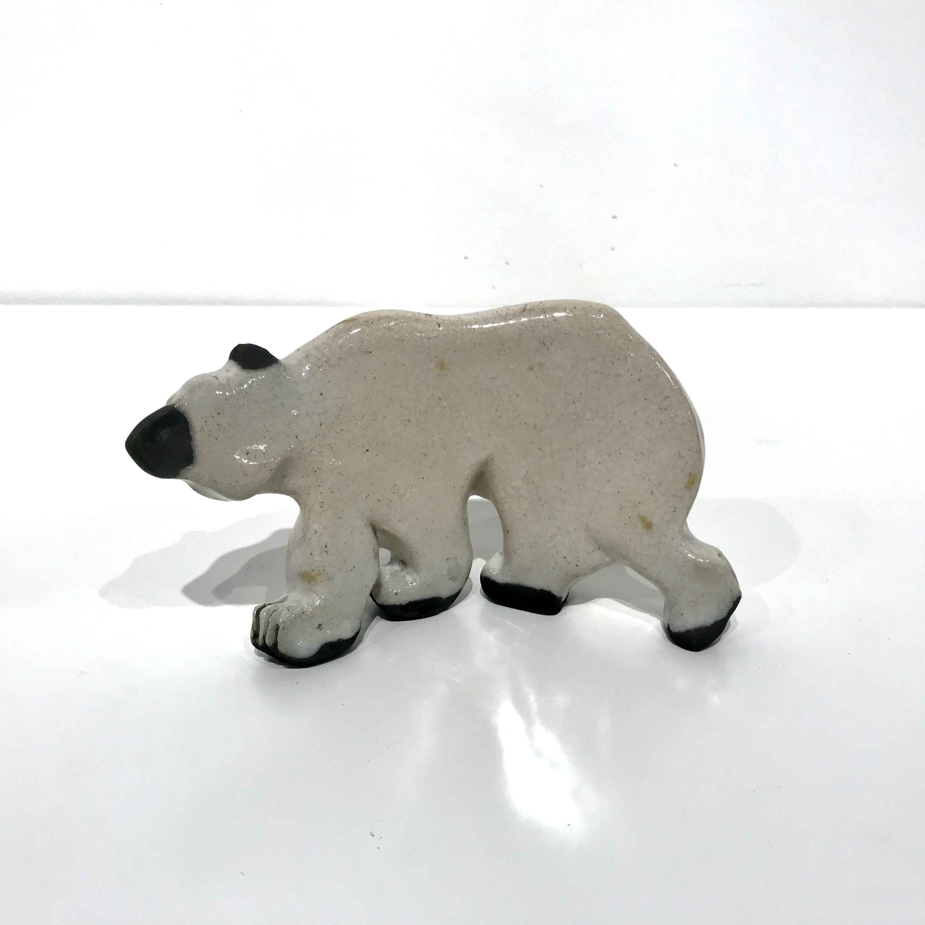 Spirit Bear Cub by  Leslie Bolin - Masterpiece Online