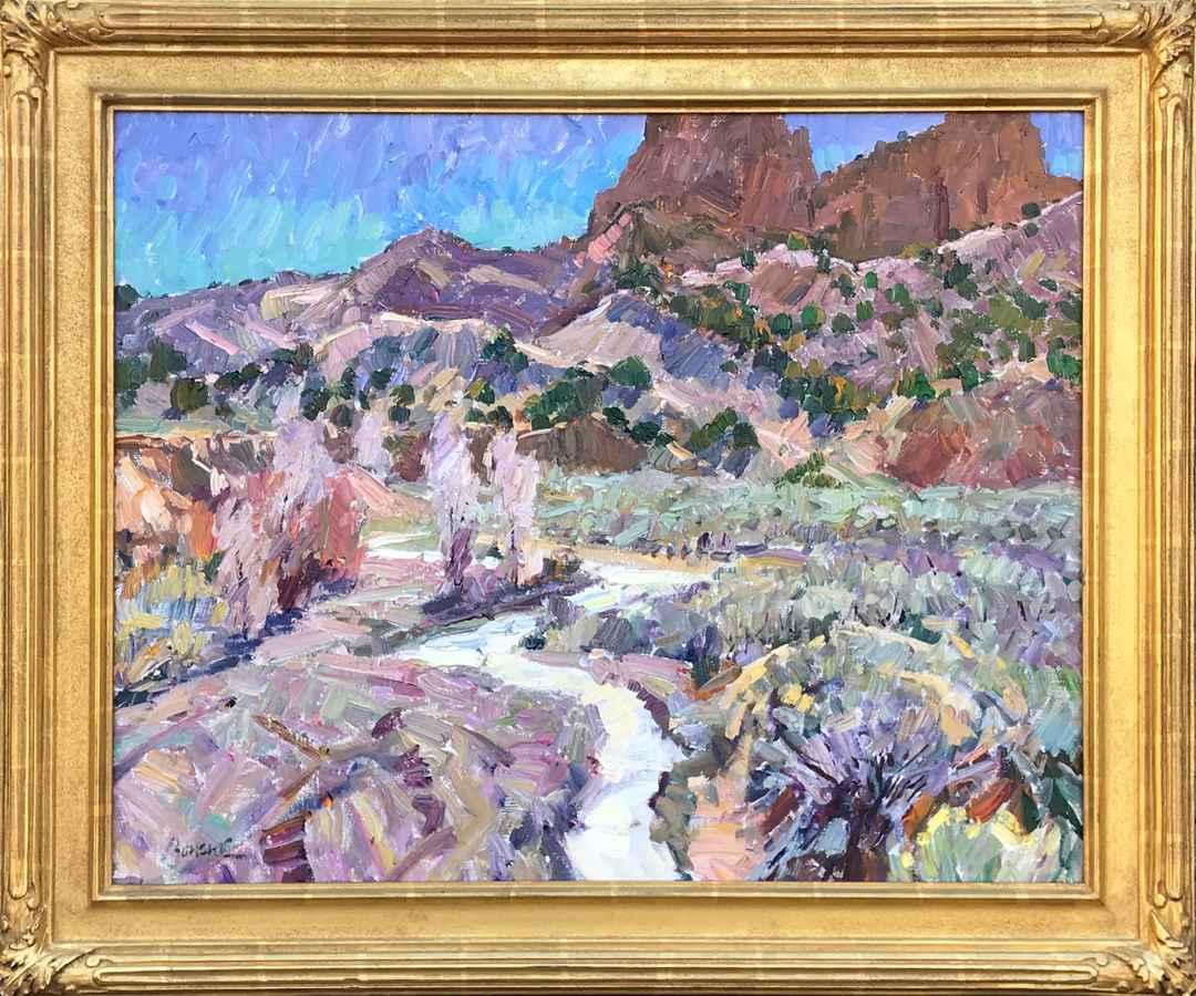 Montecito Canyon by Mr. Walt Gonske - Masterpiece Online