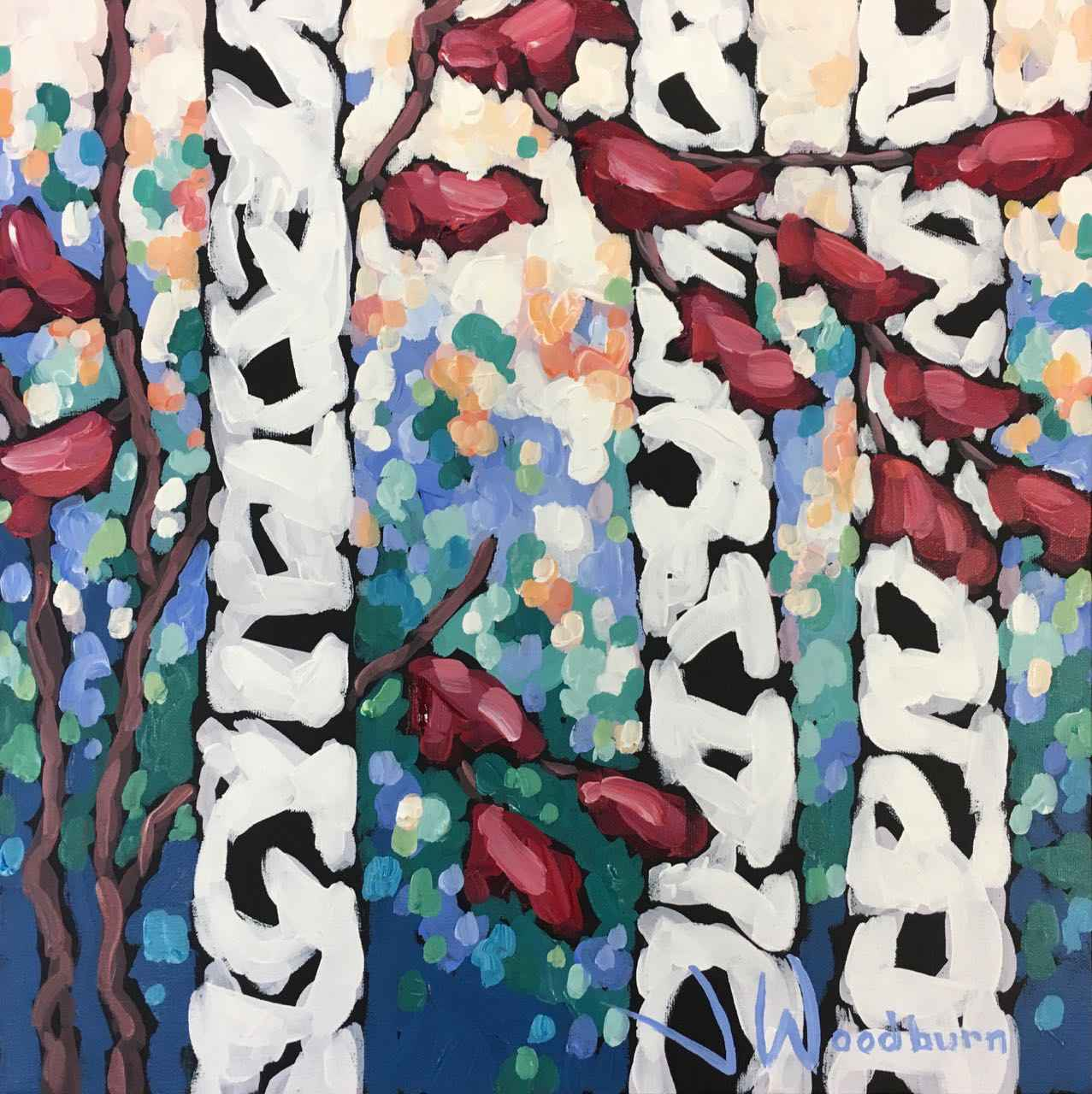 Bursting With Life by Ms Jennifer Woodburn - Masterpiece Online