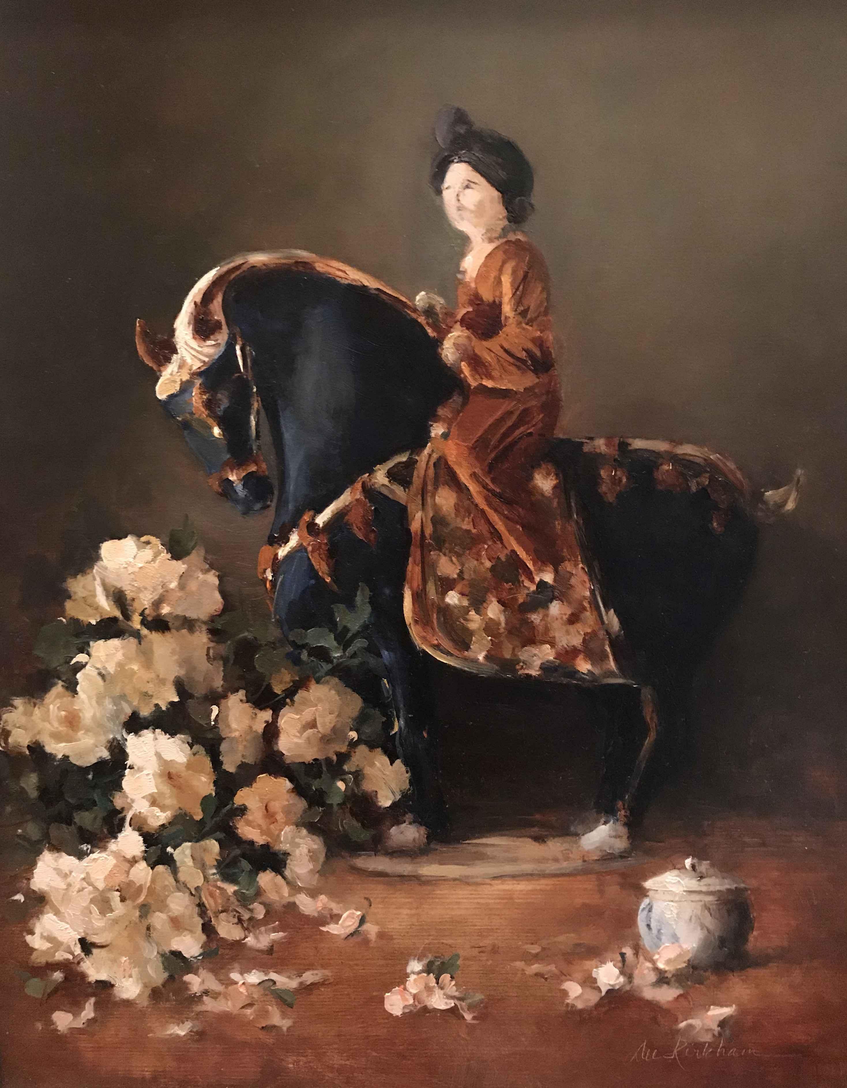 China Lady by  Dee Kirkham - Masterpiece Online