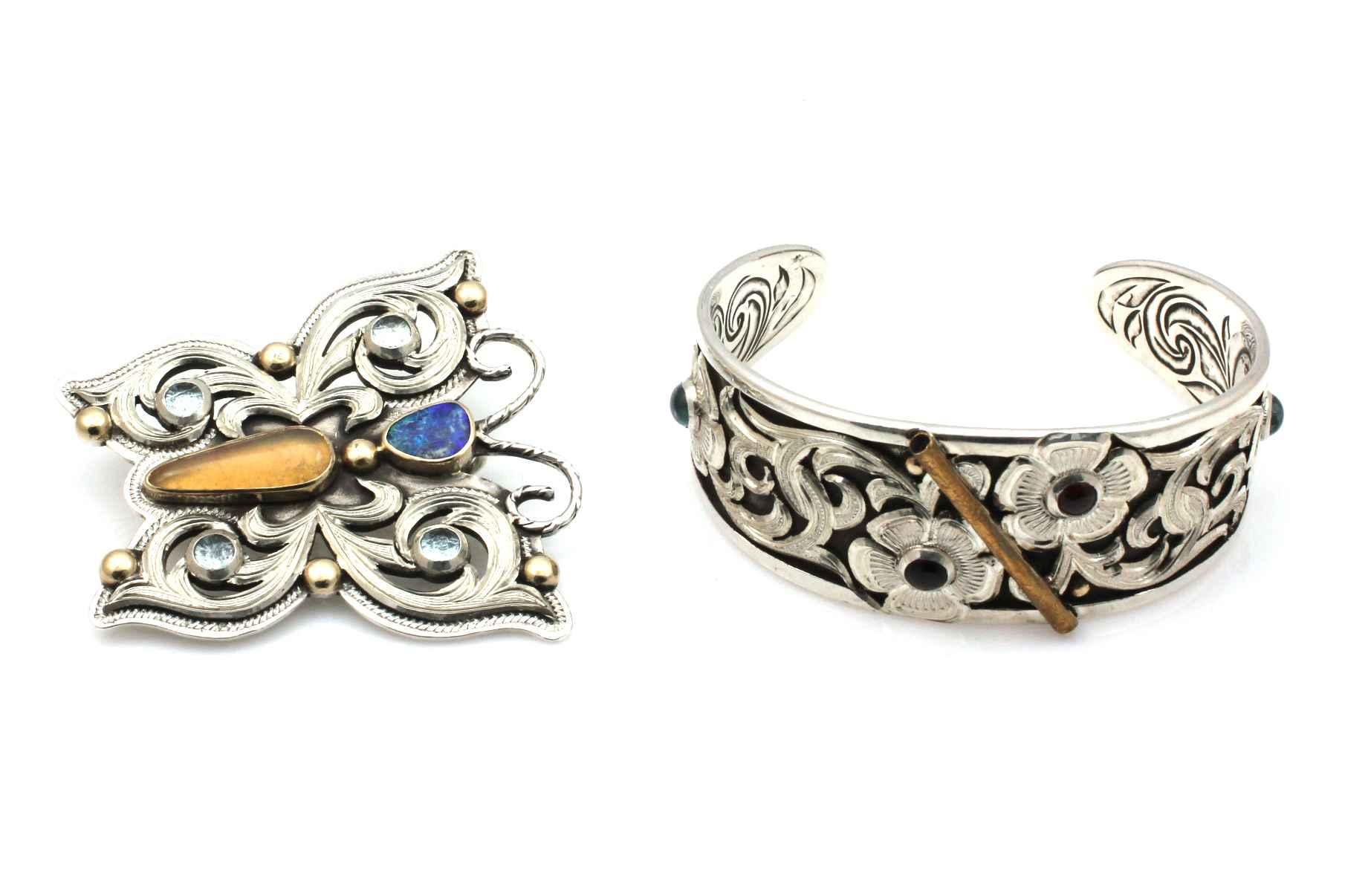 Butterfly Pin/Bracelet by Mr. Shane Hendren - Masterpiece Online