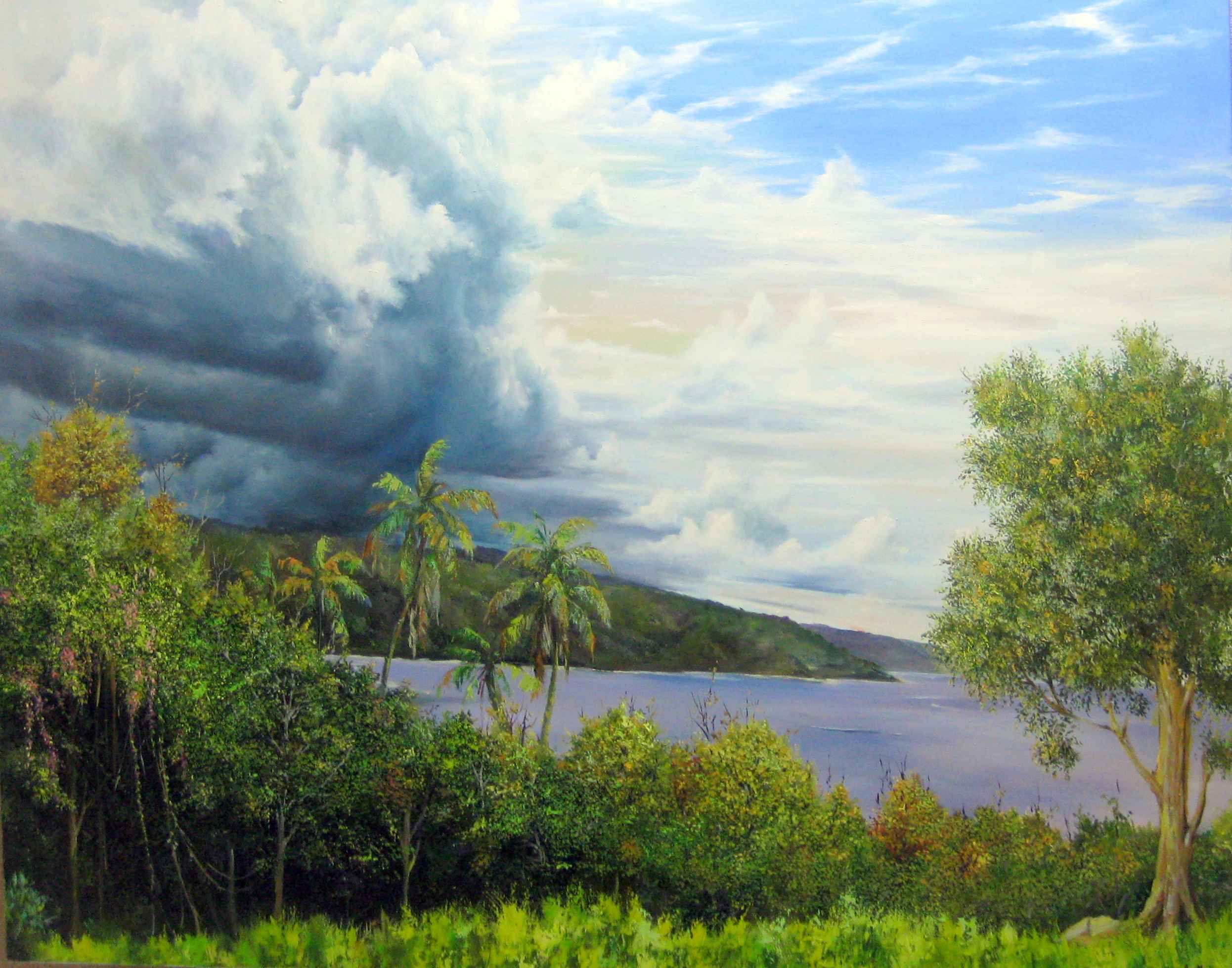 Conset Bay by  Sheri Ann Marie Nicholls - Masterpiece Online