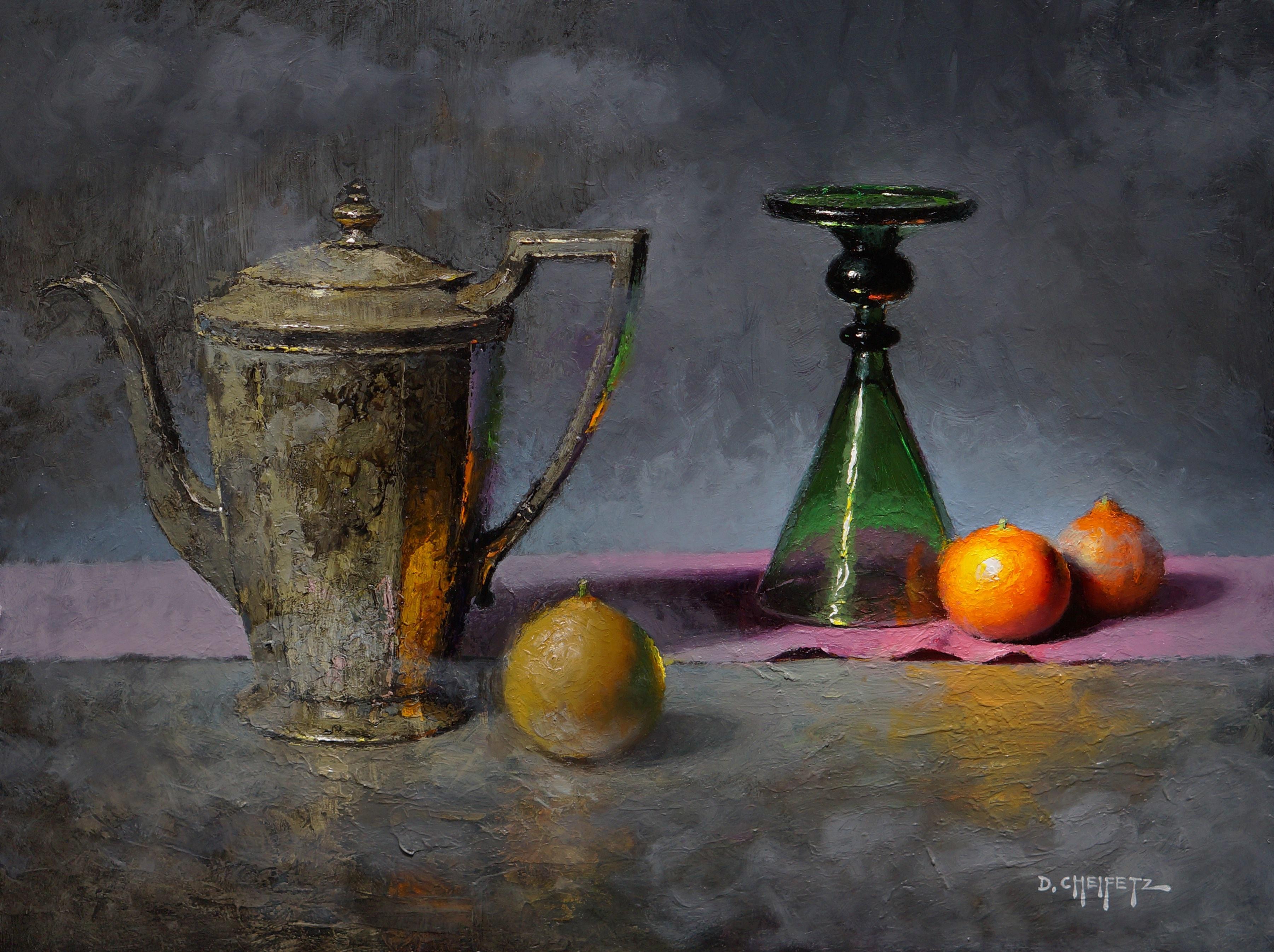 Passage and Haze by Mr. David Cheifetz - Masterpiece Online