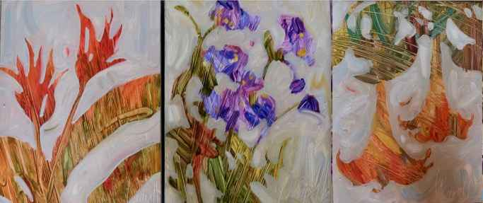 Flowers by  Lynn Capell - Masterpiece Online