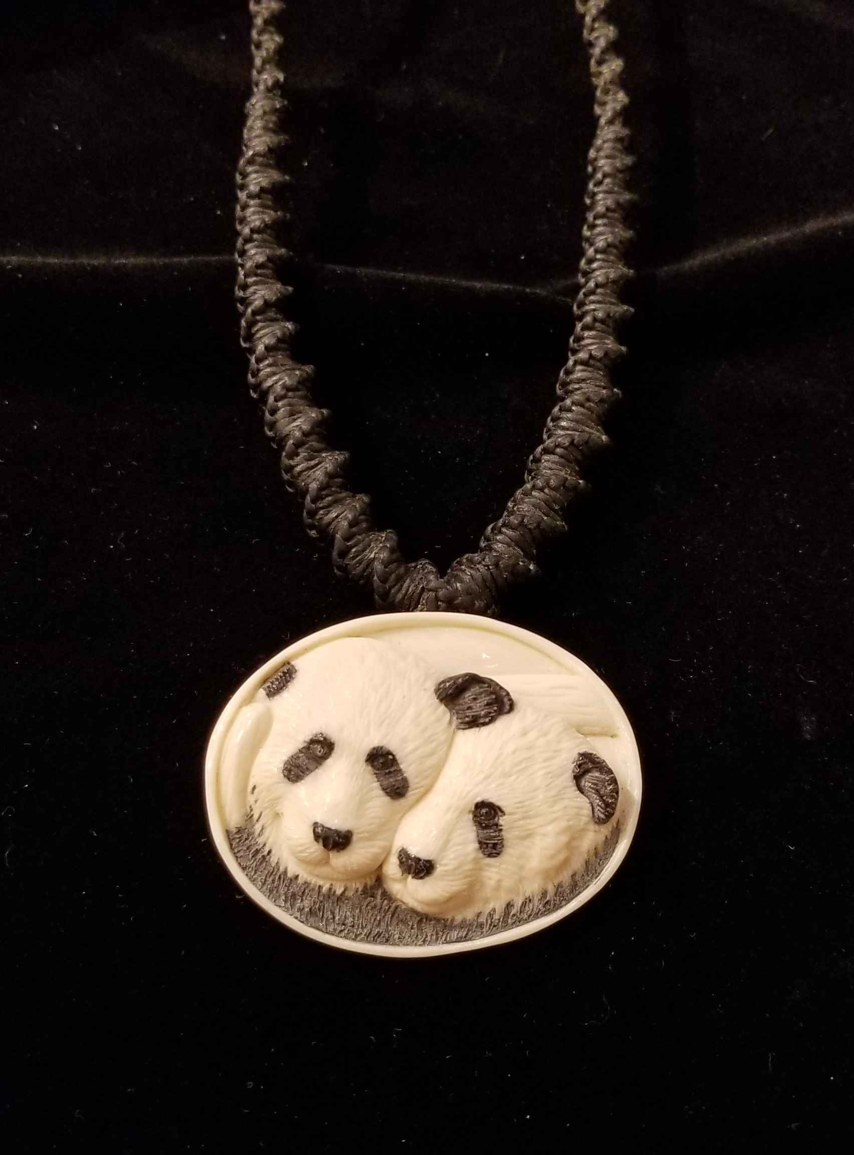 Pandas by  Susan Tereba - Masterpiece Online