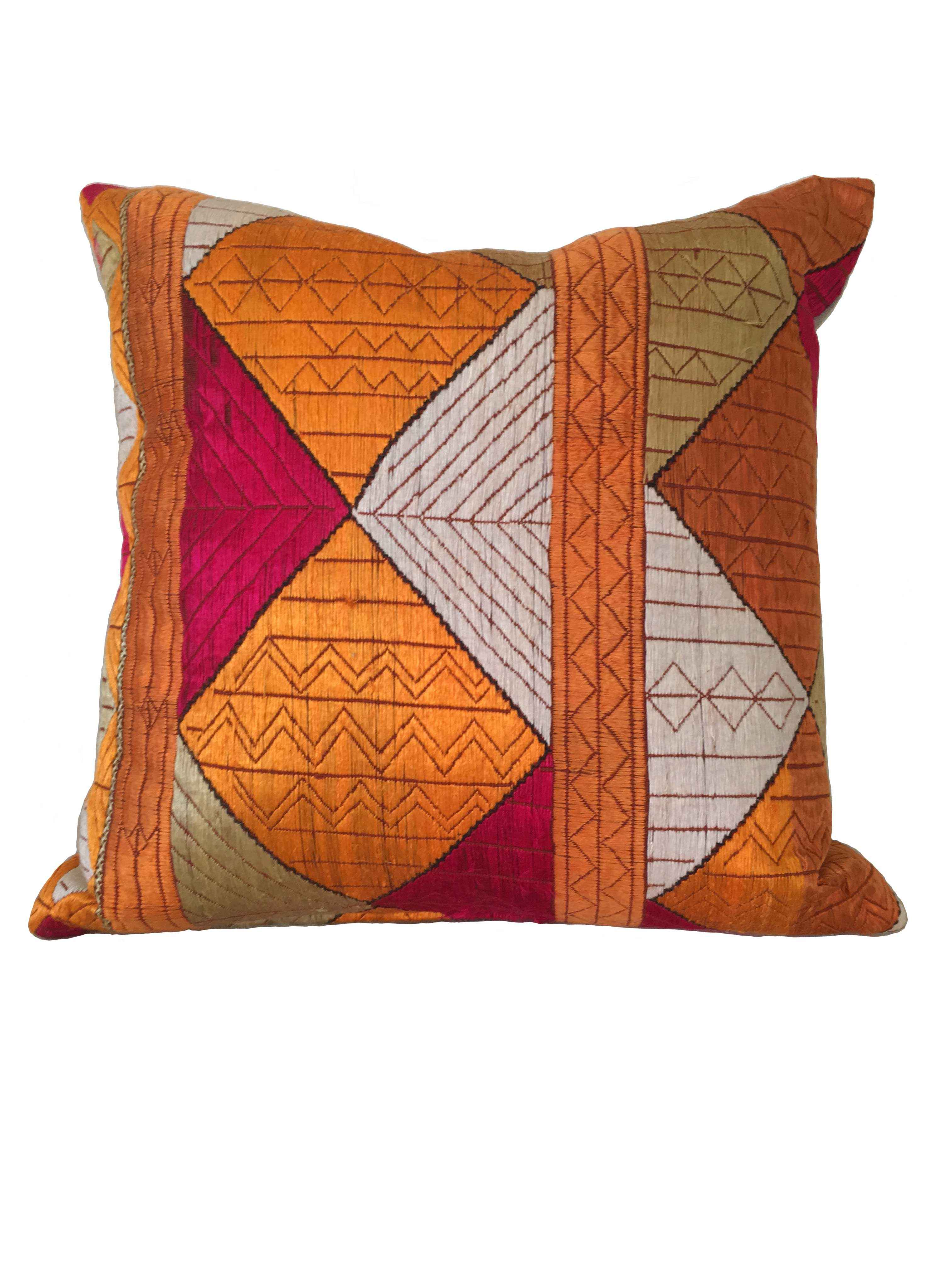 INDIAN BAGH PILLOW by    - Masterpiece Online