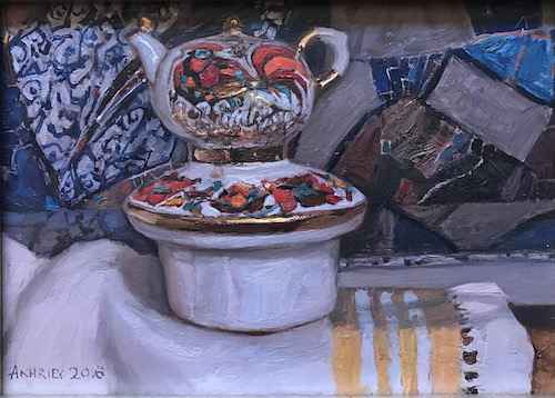 Russian Tea Party: Th... by  Daud Akhriev - Masterpiece Online