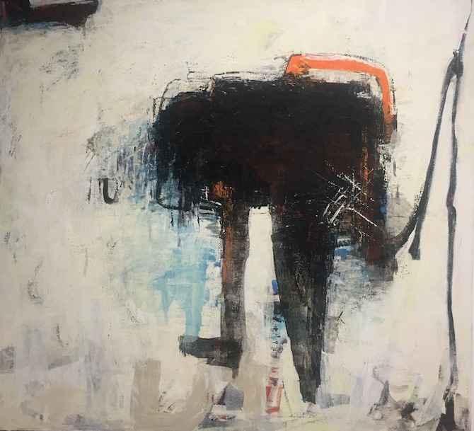 Here to stay by Ms. Brigitte Wolf - Masterpiece Online