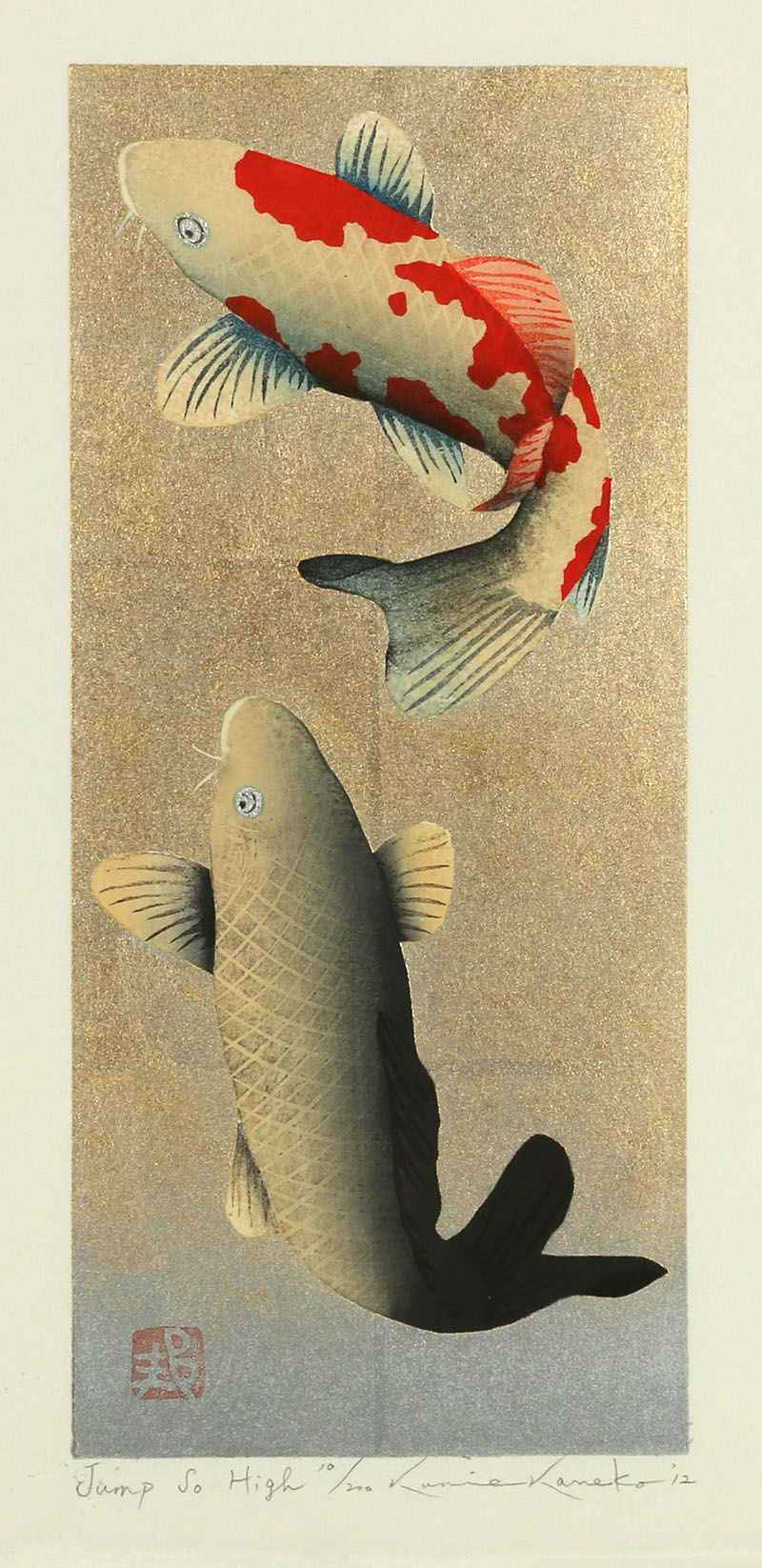Jump So High by  Kunio Kaneko - Masterpiece Online