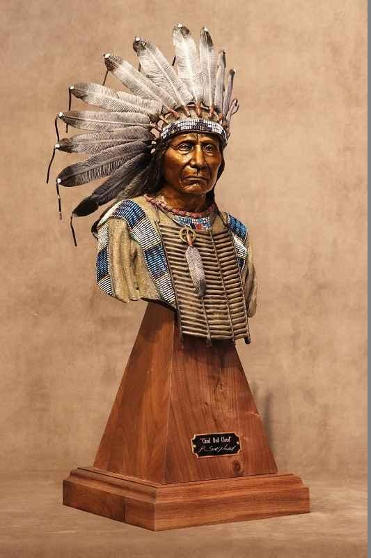 Red Cloud by  R. Scott Nickell - Masterpiece Online