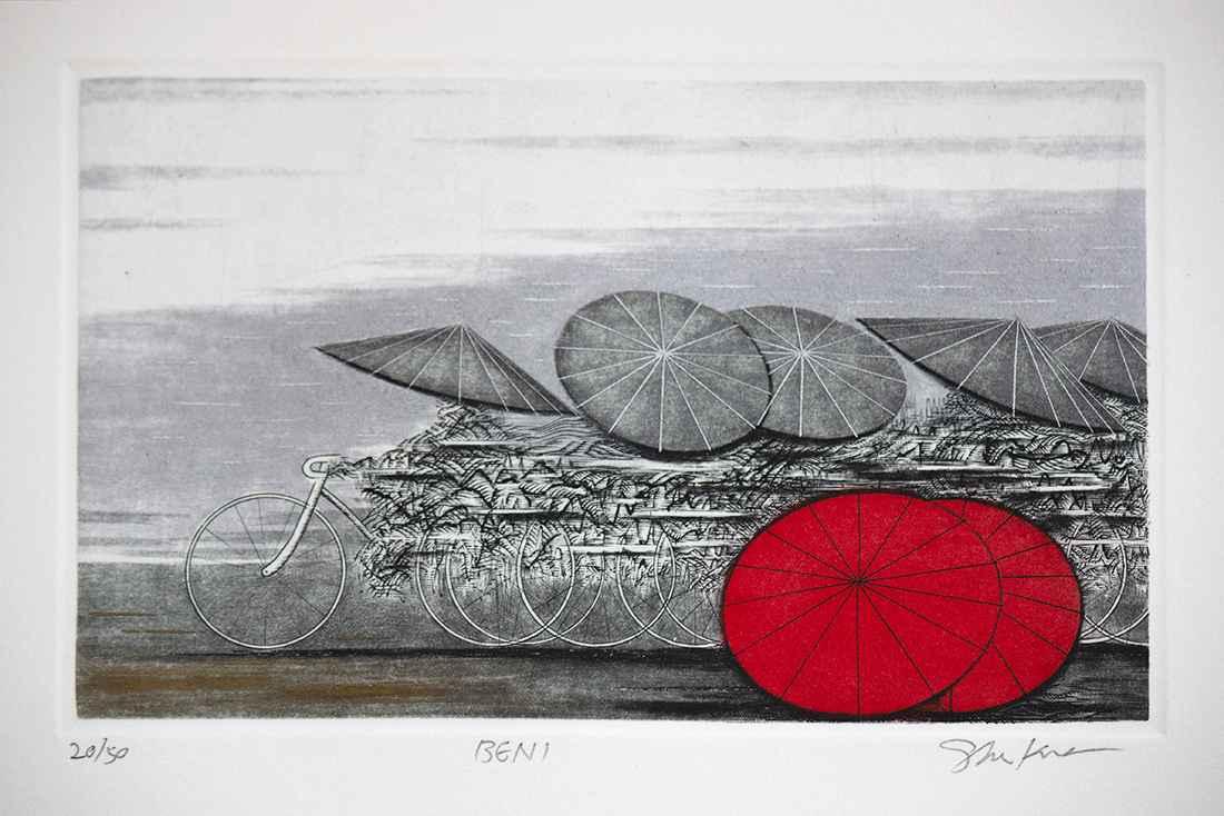 Beni by  Shigeki Kuroda - Masterpiece Online