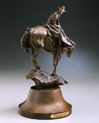 The Fence Rider (RS) by Mr. & Mrs. Herb Mignery - Masterpiece Online
